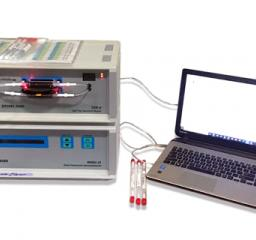Technology_oil_gas_M4_Mercury_Monitoring_measurement_system_ISCT_Group_Service_Laptop_sync