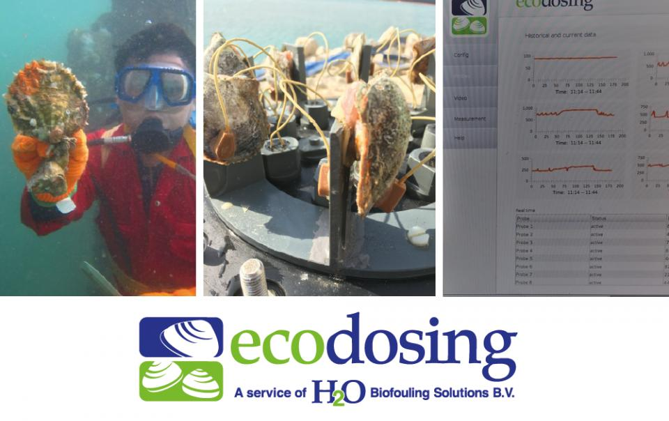 H2O biofouling solutions Ecodosing best technology to control biofouling