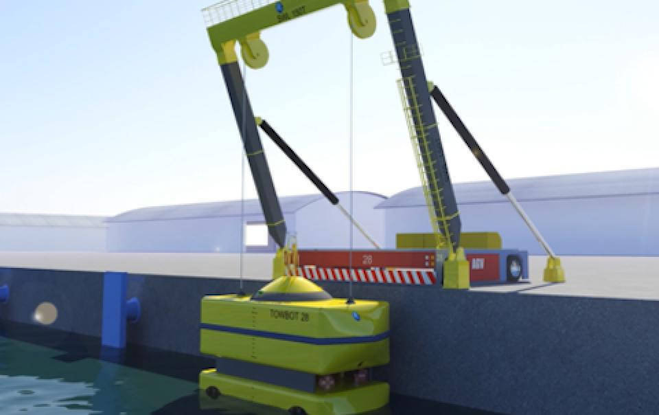 Technology_oil_gas_logistics_mobility_tow-botic_systems_shore_water_pull-out