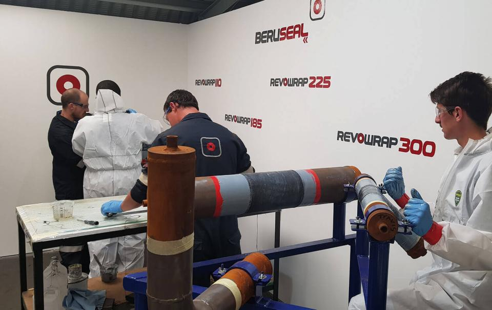 Technology_oil_gas_fabric_maintenance_revowrap_carbontech_wrap_workshop_training
