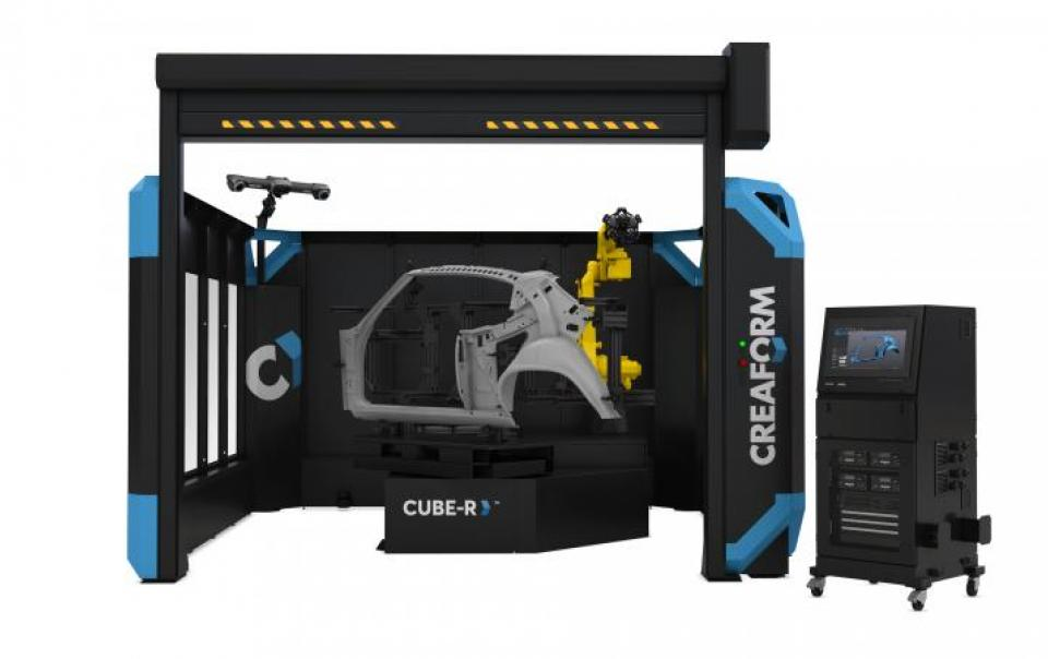 Cube_R_3D_Printer_Side_View_Creaform_Cube_R_Open_Cross_Section