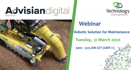 Webinar_Advisian_Robotic_Catalyst_Unloading_Remote_Controlled_Removal_Robot_Solution_Maintenance_Oil_Gas