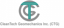 CleanTech Geomechanics Logo
