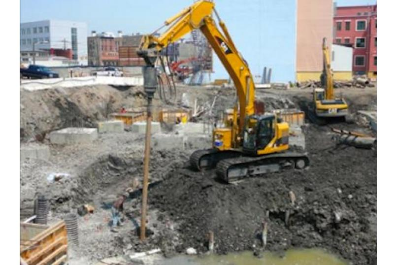 Cyntech Helical Piling Systems deep foundations